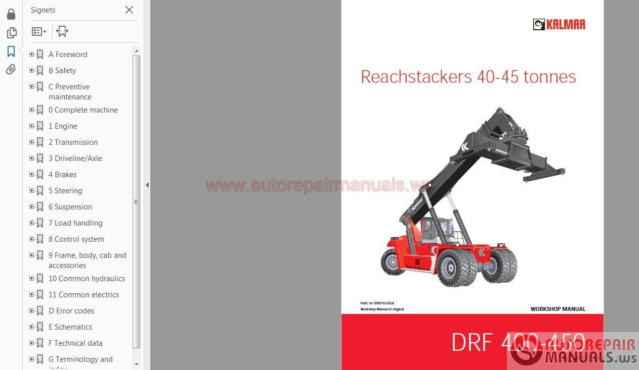 Array - kalmar reach stacker manual  rh   chypeamacdoy ga