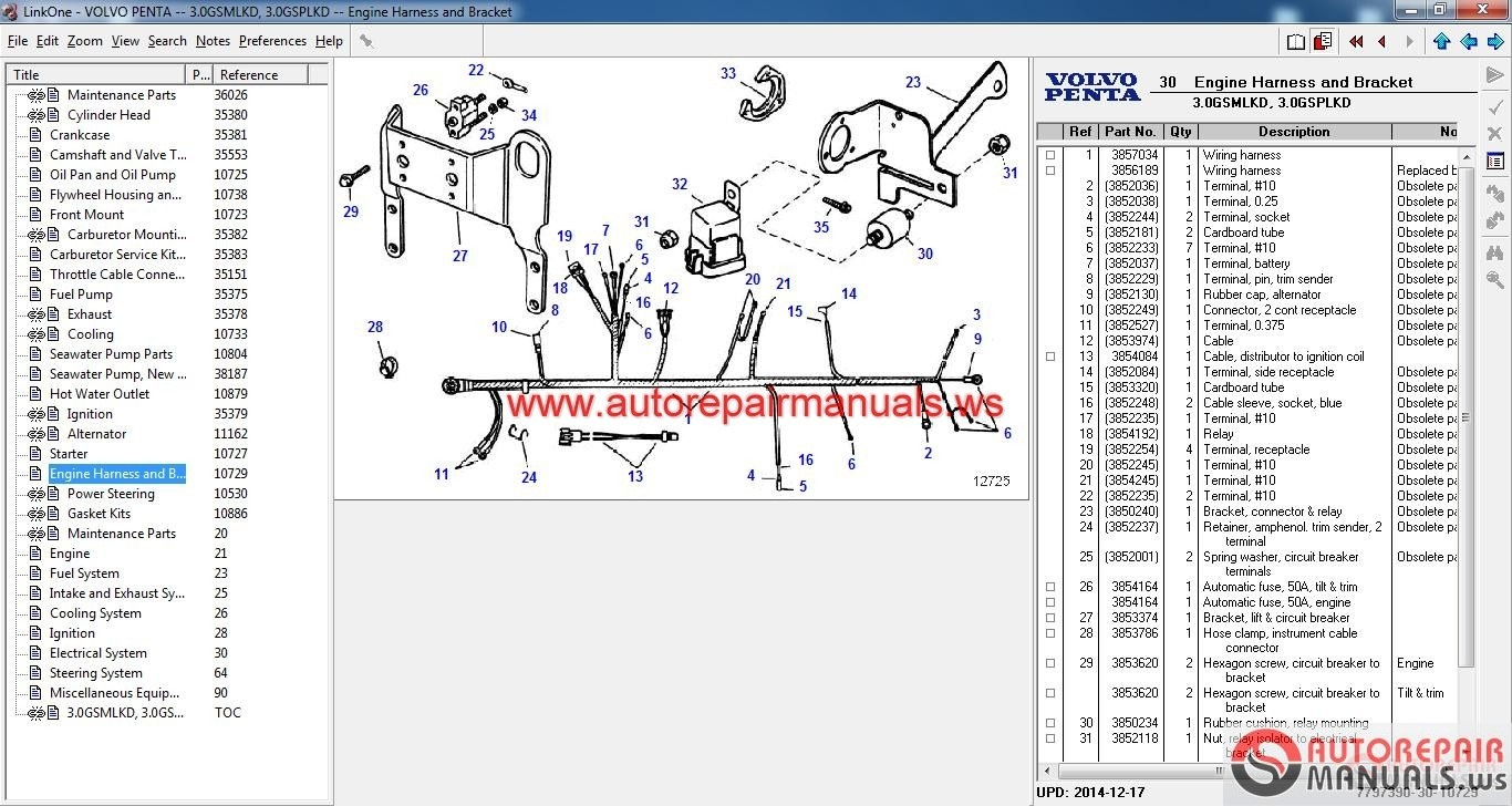 [ARM0018] Volvo Penta EPC [03.2017] Full + Instruction ...