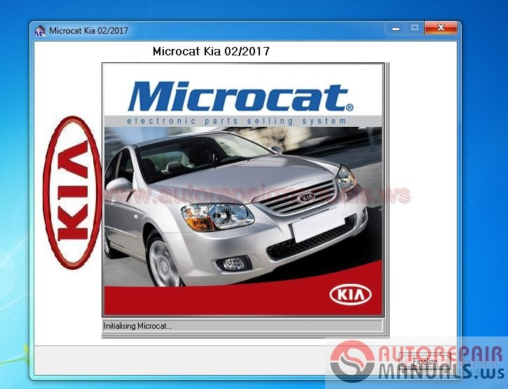 microcat kia  02 2017  full instruction