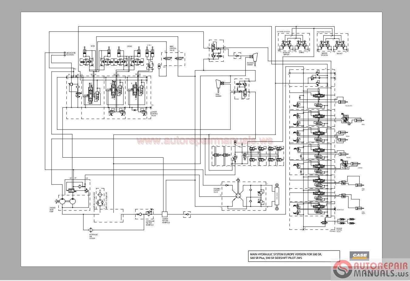 case 1845c skid steer wiring diagram case 450c dozer parts