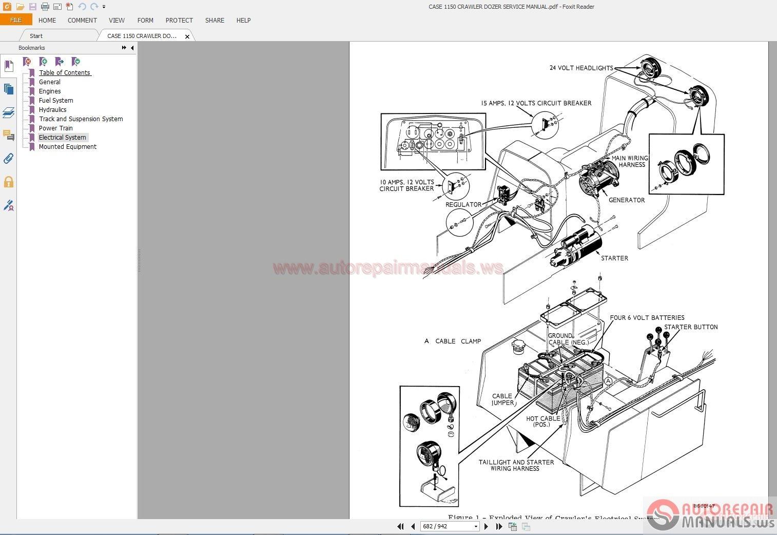 caterpillar challenger wiring diagram challenger cable