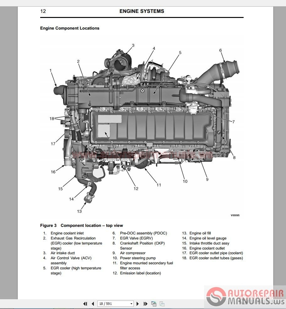 Maxxforce 11  13 And 15 Manuals