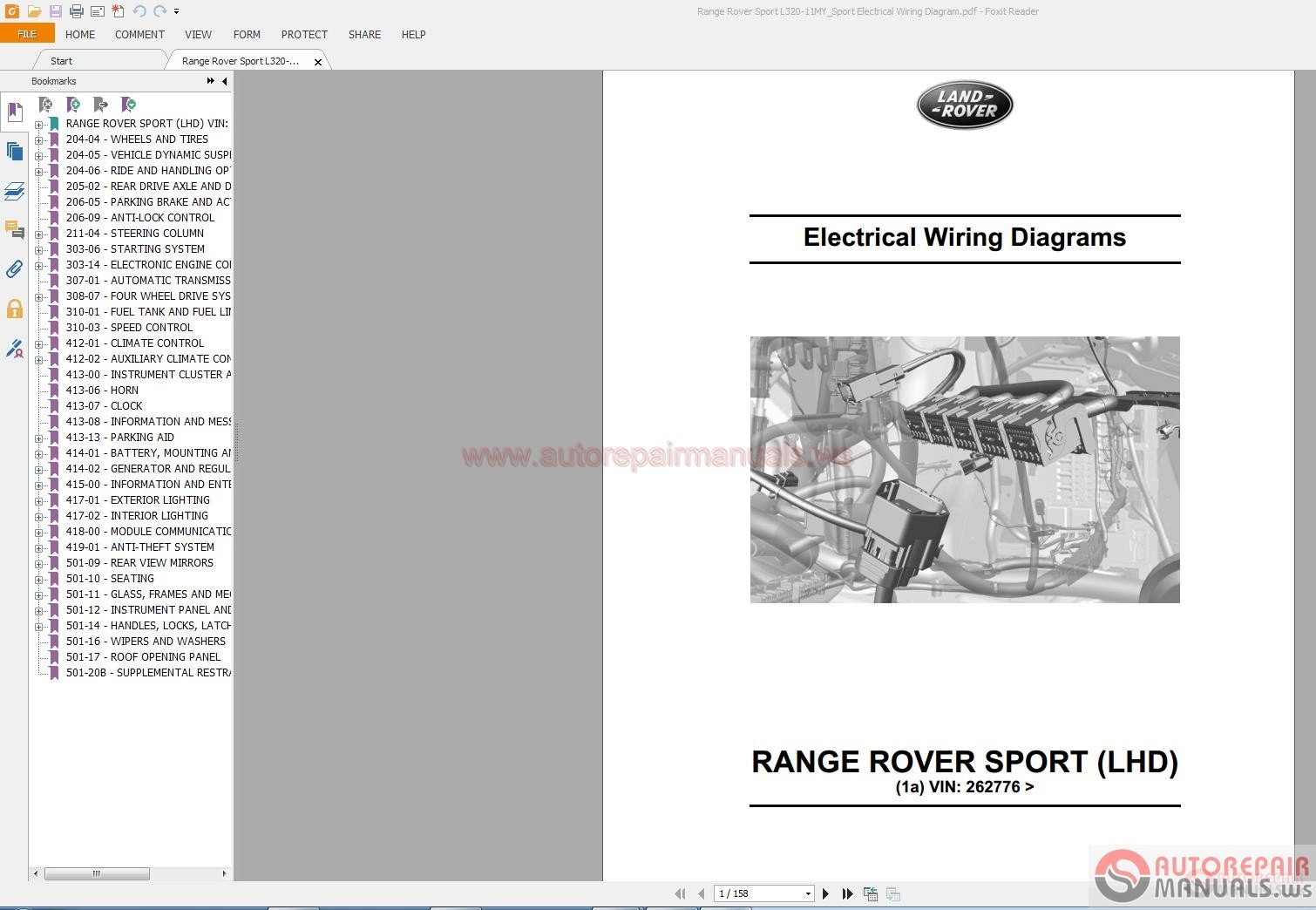 More the random threads same category: Range Rover L405 2015 VIN 197042_ON Electrical  Wiring Diagram ...