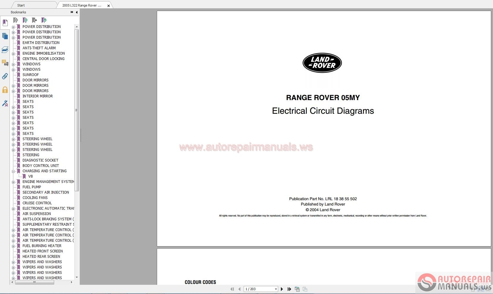 Land Rover Lr3 Manual Wiring Diagrams Product User Guide Instruction 2006 Car Stereo Diagram Range Nas 2005 2008 Electrical Circuit Auto Repair Forum Discovery Alternator