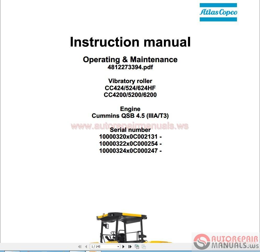 Ingersoll Rand Ssr 125 Parts Manual mtserv.de
