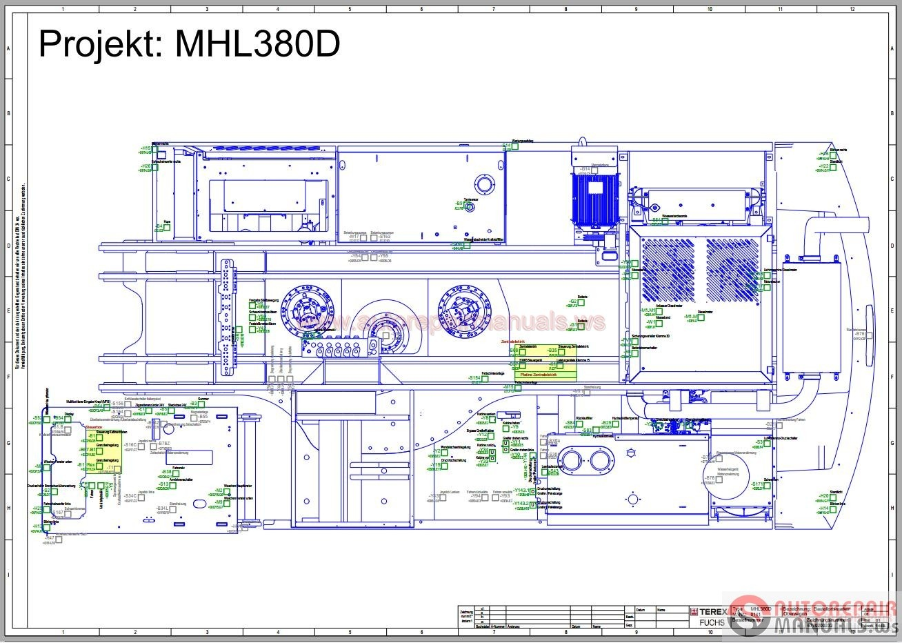 terex wiring diagrams free download diagram schematic basic wiring rh rnetcomputer co HVAC Wiring Schematics Outlet Wiring Schematic