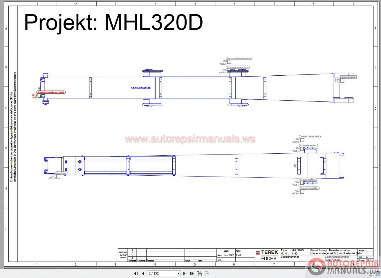 ... sophisticated mhl wiring diagram photos best image schematics mhl  adapter wiring diagram terex fuchs mhl320d wiring