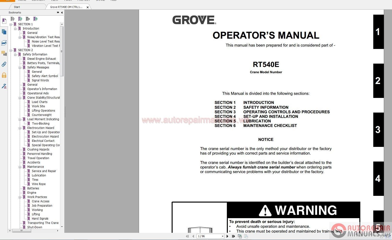 trane rtac 200 service manual