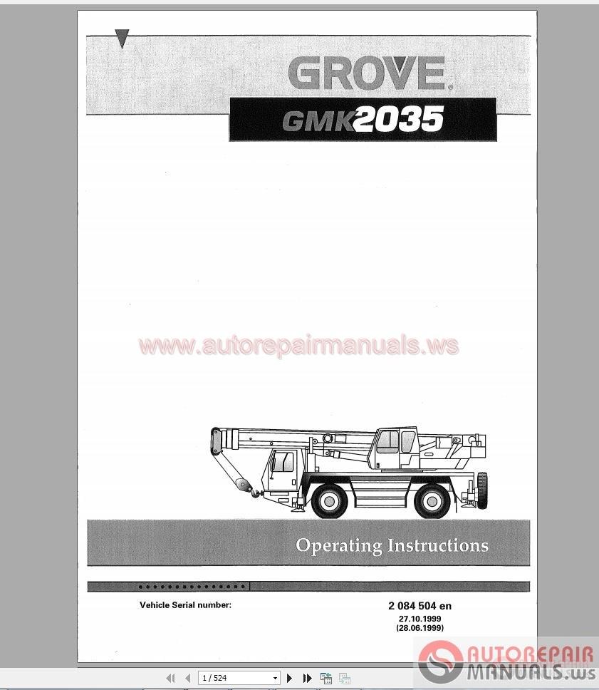 mobile crane support handbook pdf