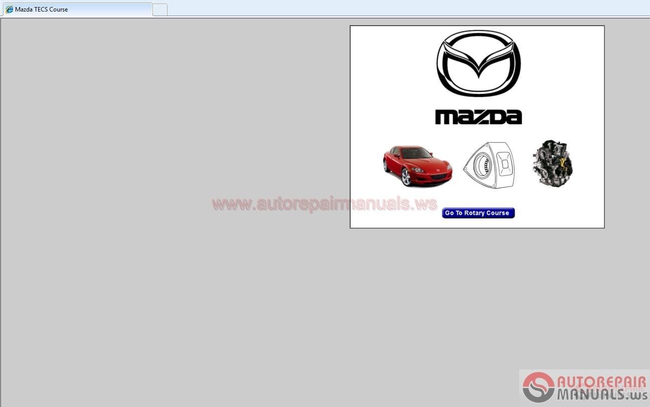 mazda 2 workshop manual download