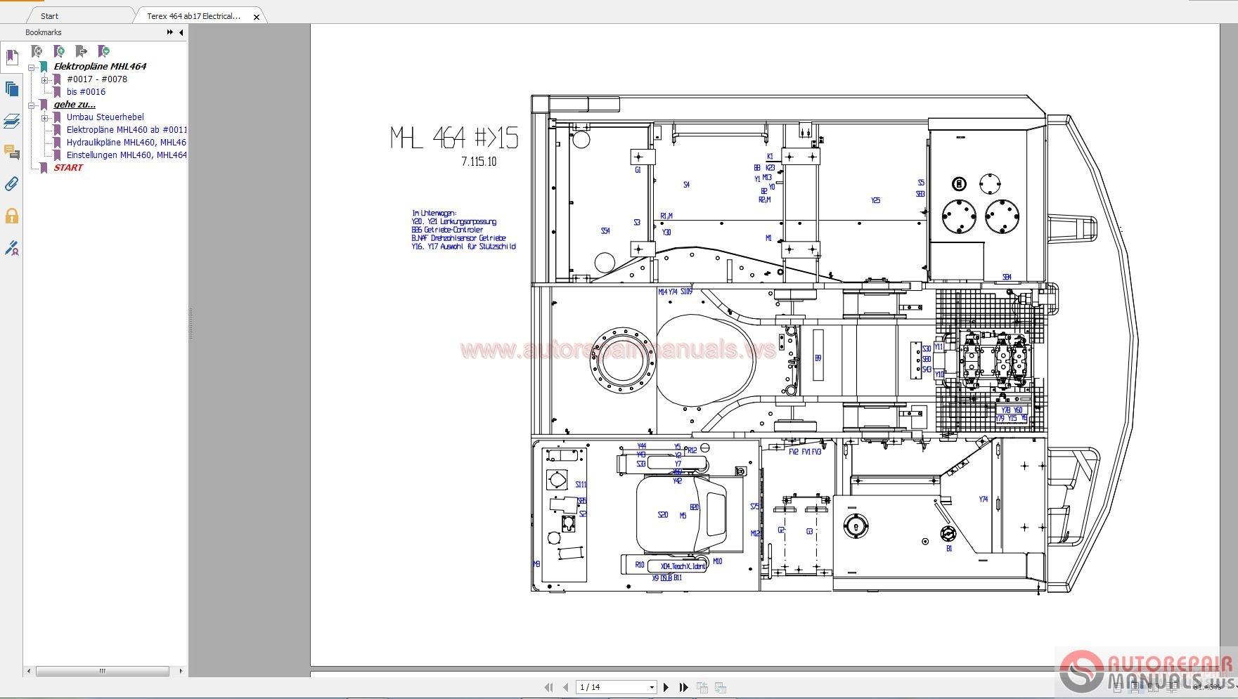 Genie Z45 22 Parts Manual Lift Wiring Diagram