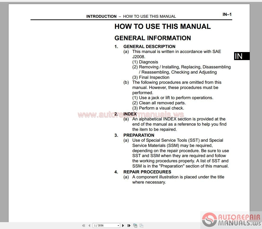 toyota scion xb 2005 2007 service repair manual auto repair rh autorepairmanuals ws 2005 scion tc parts manual 2005 scion tc parts manual