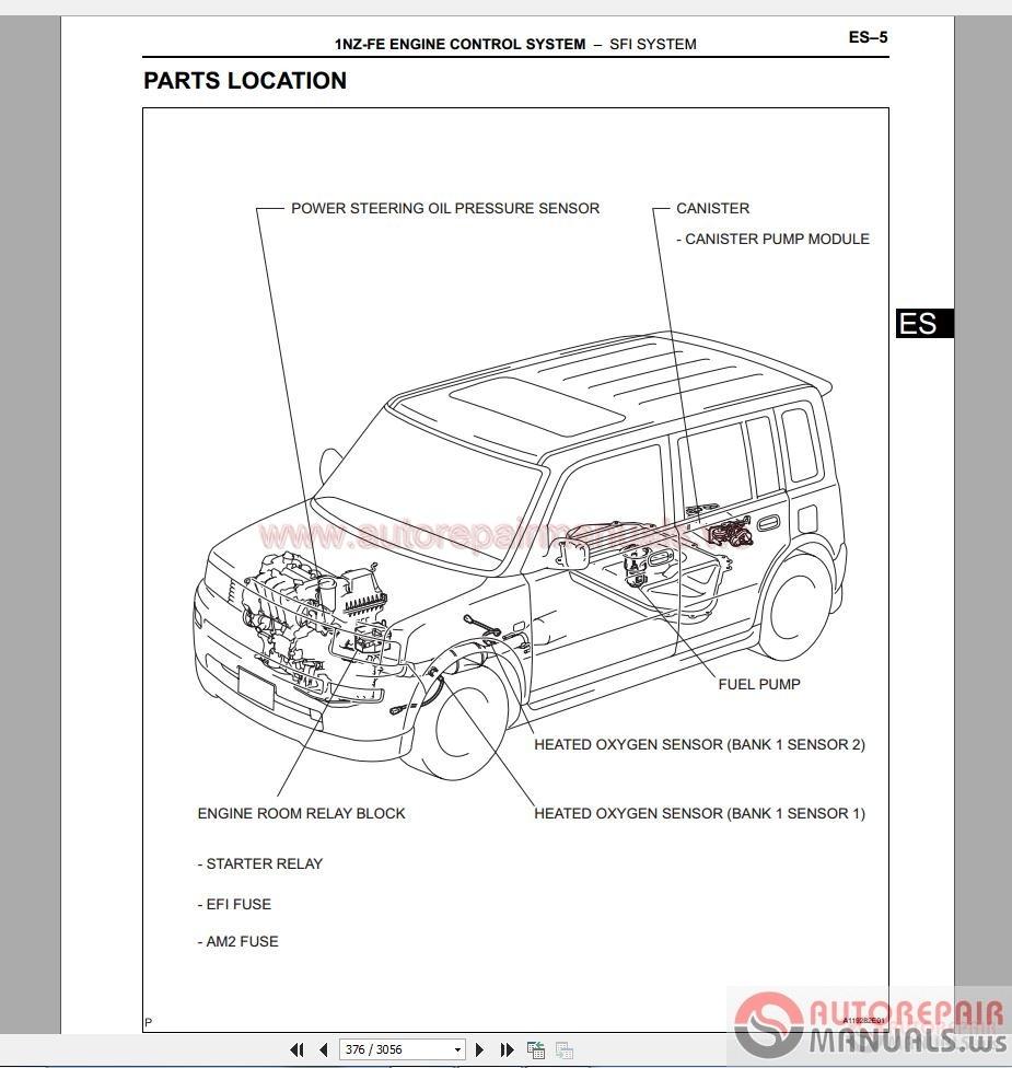 2004 Scion Xb Transmission: Toyota Scion XB 2005-2007 Service & Repair Manual