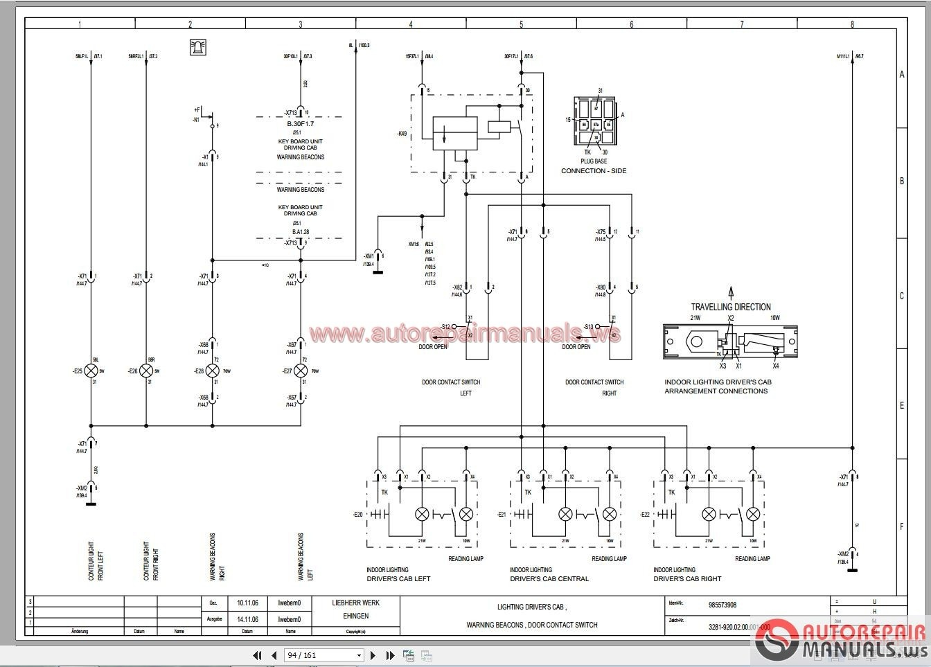 Liebherr_Machine_Crane_Full_Shop_Manual_DVD14 100 [ auto shop floor plans ] grapholite floor plans android  at reclaimingppi.co