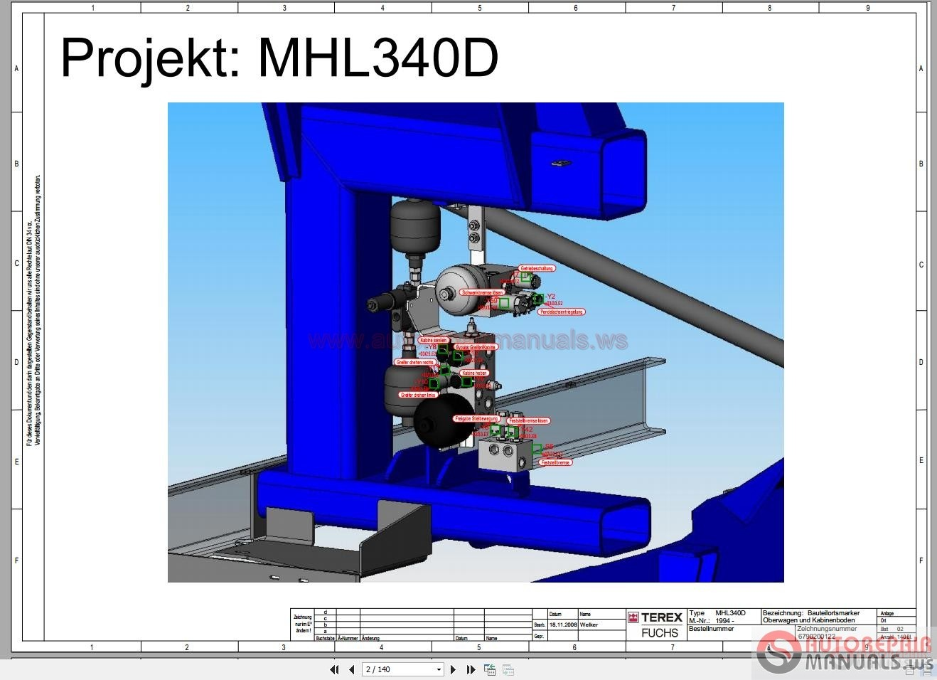 Jlg Forklift Parts Diagram in addition 648528 Aussie 964c2 Maintenance Diary Pic Heavy 3 further Sky Jack 1108 besides New Holland Tc33d Tractor Parts Diagrams likewise Suzuki Gn400 Electrical Wiring Diagram. on skyjack wiring diagrams