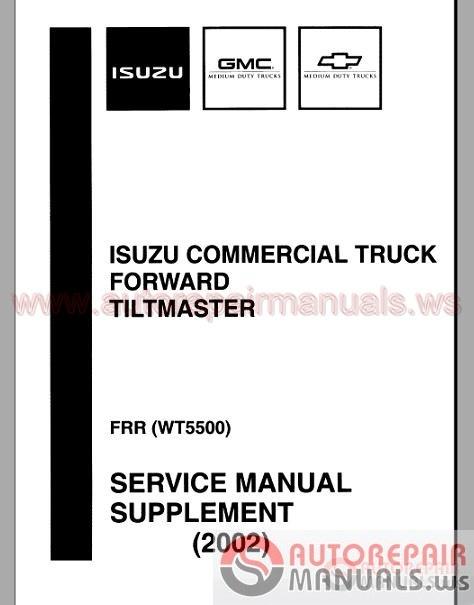 isuzu all model car truck full shop manual dvd part 1. Black Bedroom Furniture Sets. Home Design Ideas