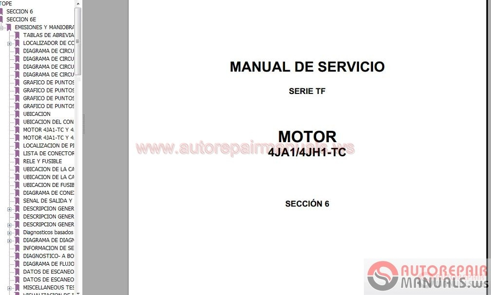 4ja1 Manual Download