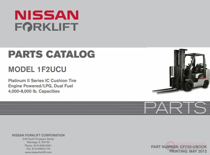 nissan forklift full shop manual dvd auto repair manual forum heavy equipment forums nissan optimum 60 forklift manual nissan 60 forklift parts