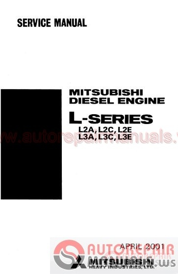 Mitsubishi Truck Full Shop Manual Dvd