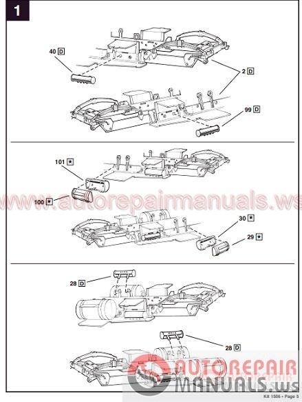 peterbilt full shop manual dvd auto repair manual forum heavy  peterbilt conv model basic 12 volt wiring sk10700 auto repair #13