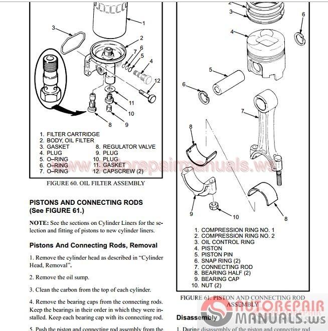 Isuzu Engines All Model Full Set Manual Auto Repair Manual Forum Heavy Equipment Forums