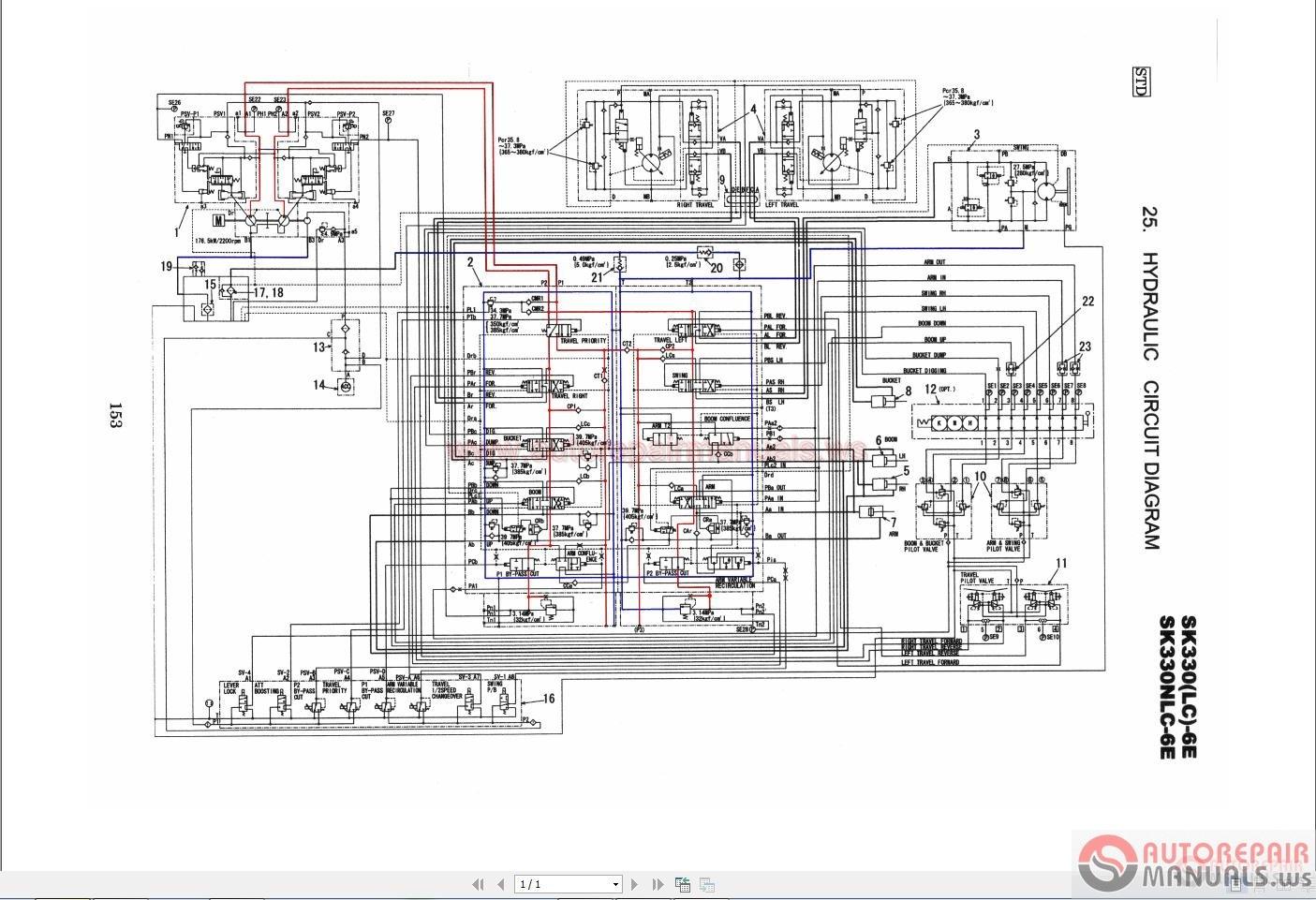 kobelco loader wiring diagram ingersoll rand wiring