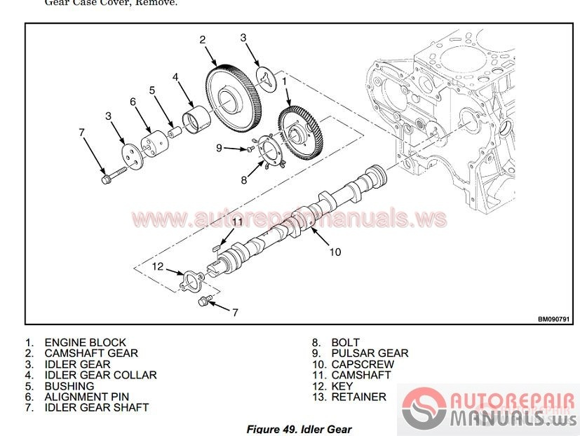 Kubota Engines All Manual | Auto Repair Manual Forum - Heavy