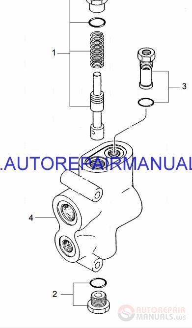 forklifts diesel counterweight dp160n manual
