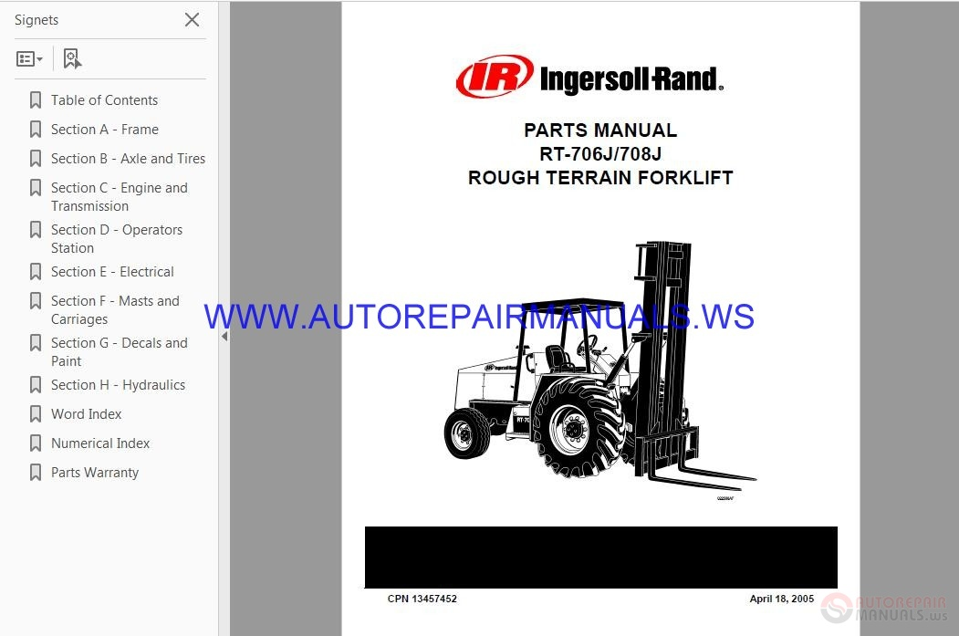 Fork Lift Parts Catalog On Electric Forklift Parts Diagram On Wiring