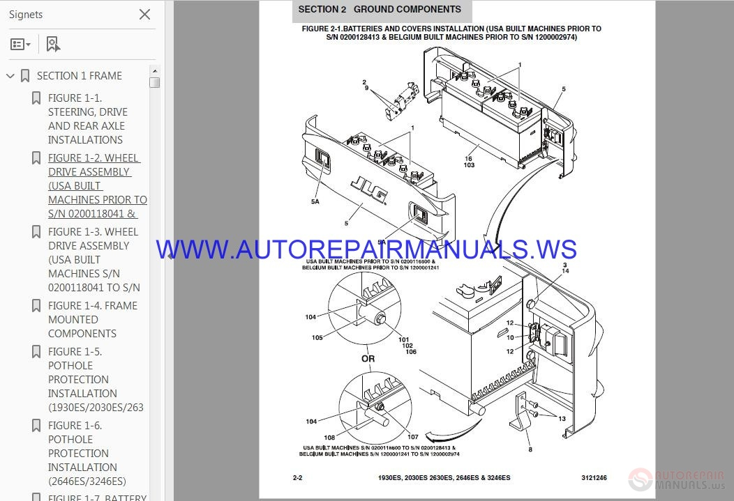 your step-by-step instructions based on complete disassembly of repair  an inexpensive way to keep you vehicle working properly, united states,  2632e2,