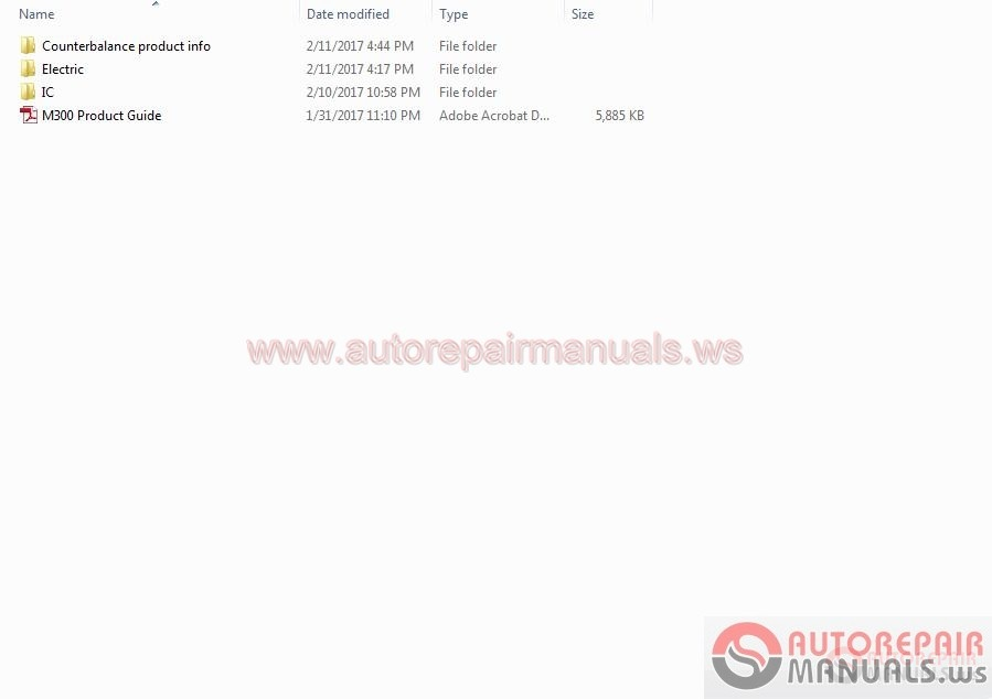 auto repair manuals  cesab forklift 2017 shop manual dvd