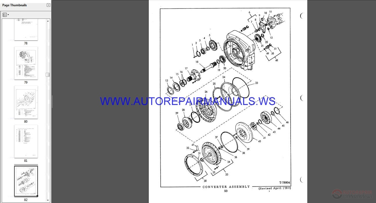 Fiat Allis Wheel Loader Full Set Parts Catalog Dvd Auto