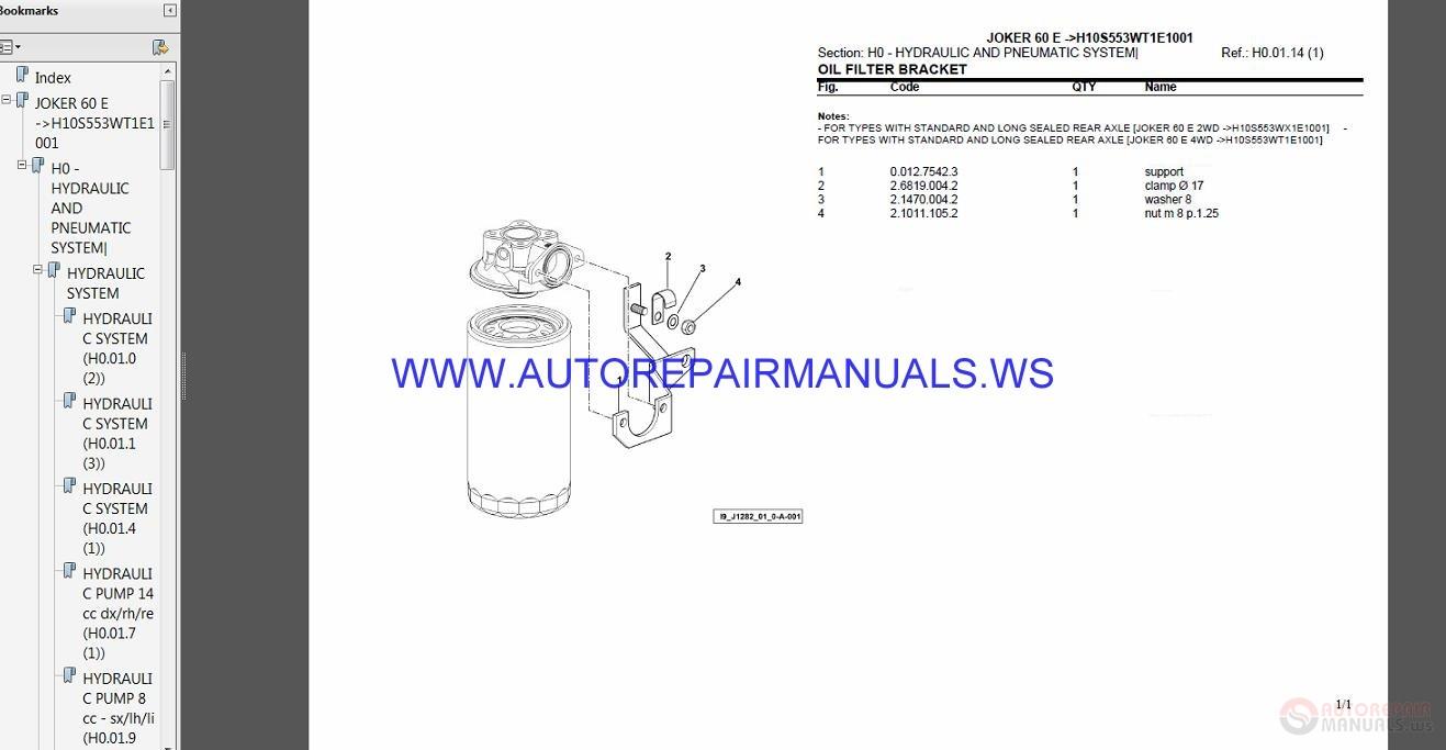 ... Array - hurlimann full set parts manual dvd auto repair manual forum rh  autorepairmanuals ws