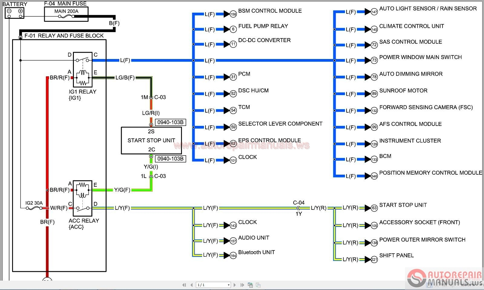 Mazda 3 Mps Wiring Diagram