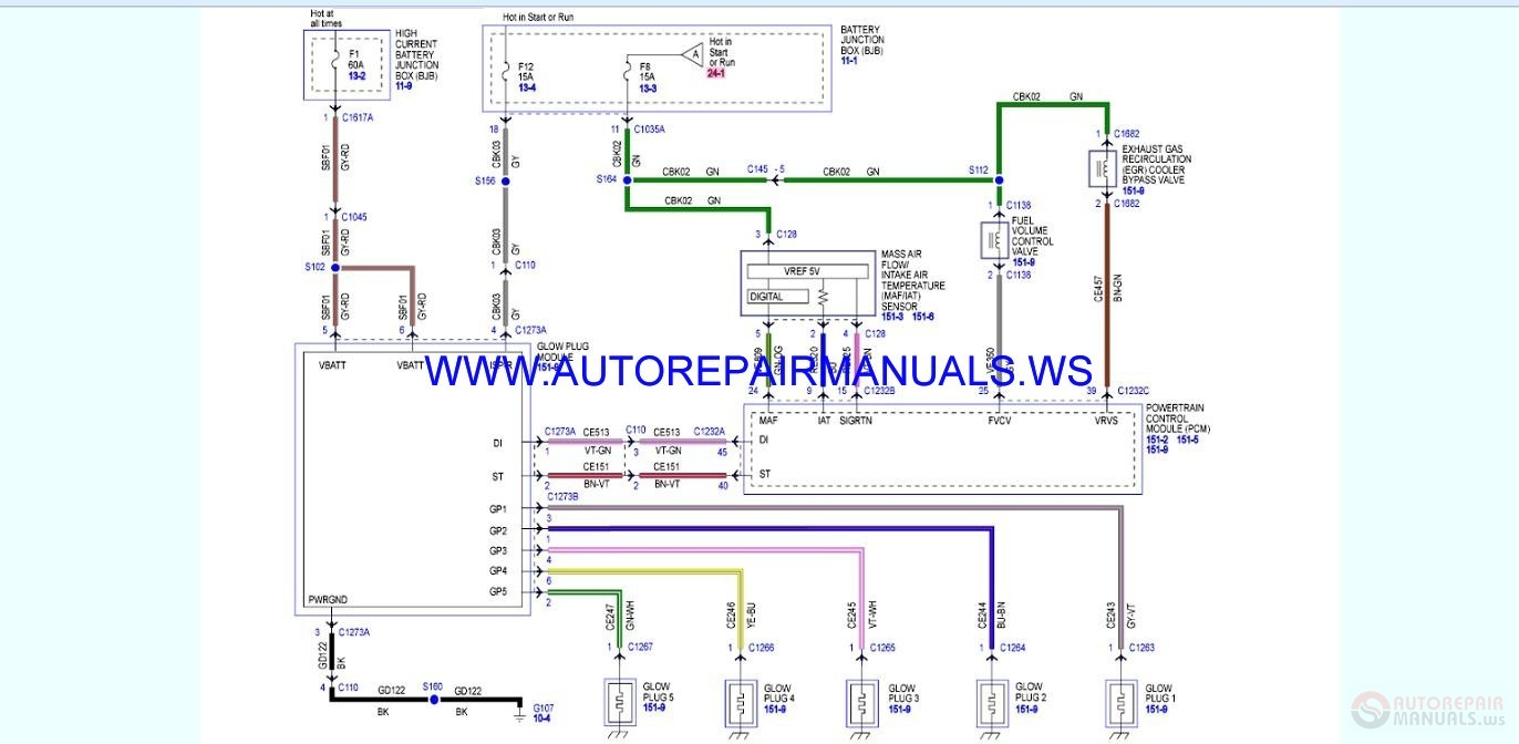 ford ranger   wiring diagrams manual auto repair manual forum heavy equipment forums