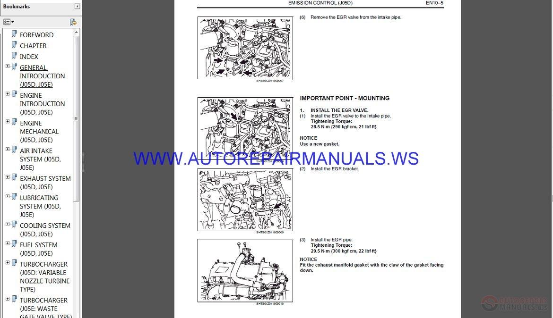 Hino Parts Catalog Pdf