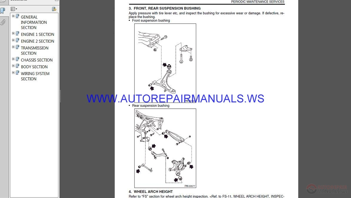 subaru wrx sti v10 2016 service manual auto repair. Black Bedroom Furniture Sets. Home Design Ideas
