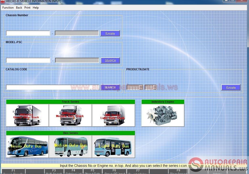 Arm00084  Hino Trucks  Lhd  U0026 Rhd  Light Medium Heavy  07