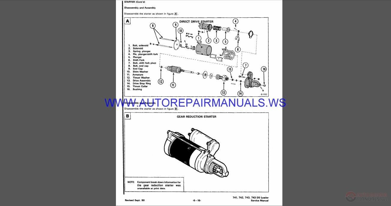 bobcat 741 743ds service manual auto repair manual forum heavy equipment forums download S150 Bobcat Hydraulic Cylinder bobcat s150 service manual pdf