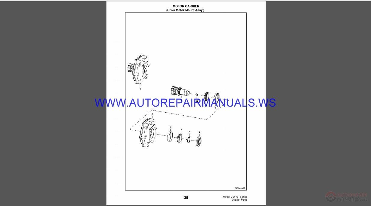 bobcat 751 parts manual auto repair manual forum heavy bobcat 751 service manual pdf free bobcat 751 service manual pdf free