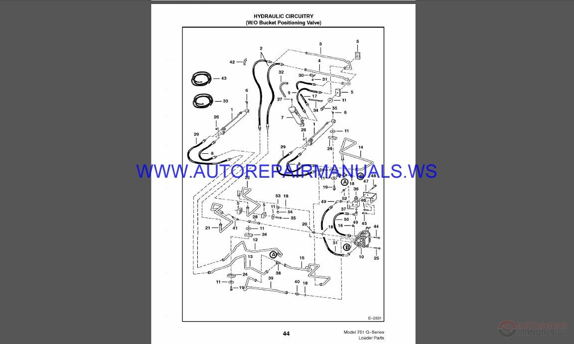bobcat s130 service manual pdf free