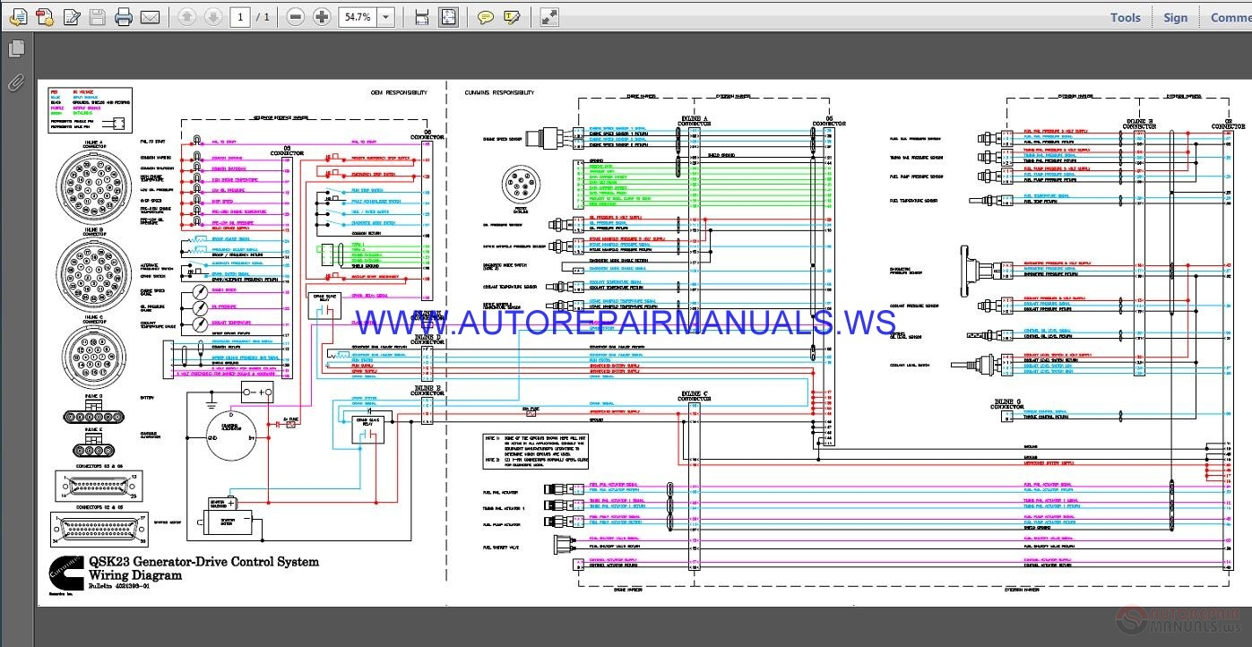 Isb Cummins Wiring Diagram Kenworth W900 Wiring Schematic – Isb 23 Pin Wiring Diagram