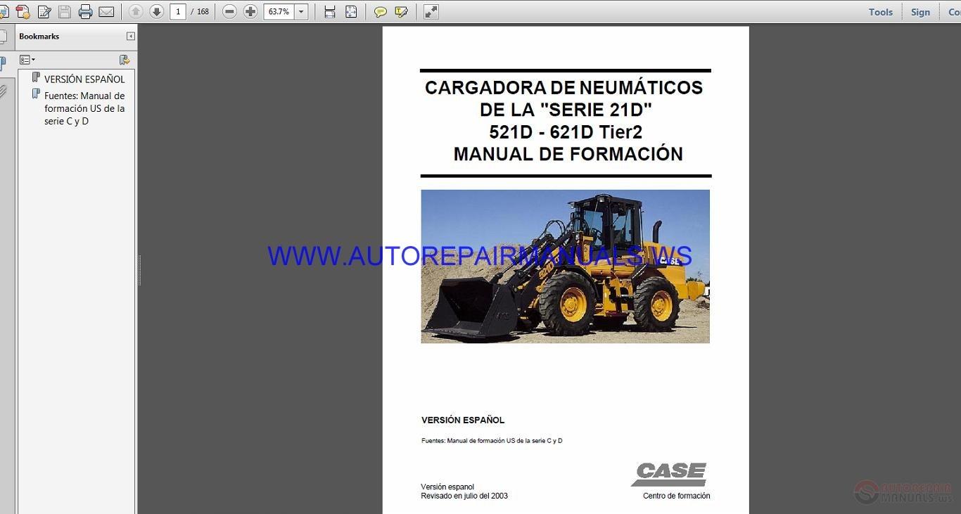case 580 super n service manual pdf