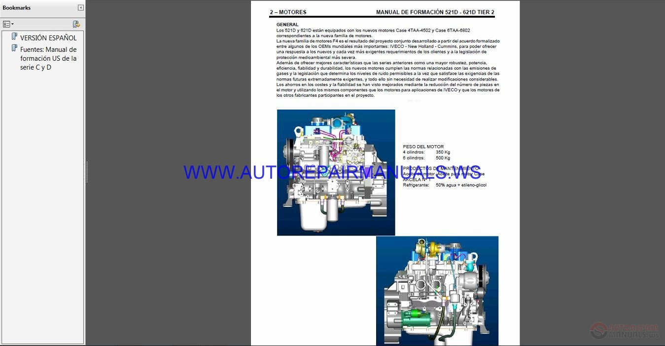 Case 621d Wheel Loader Operators Manual Wiring Diagram 521d Tier 2 Parts Auto Specifications Specs