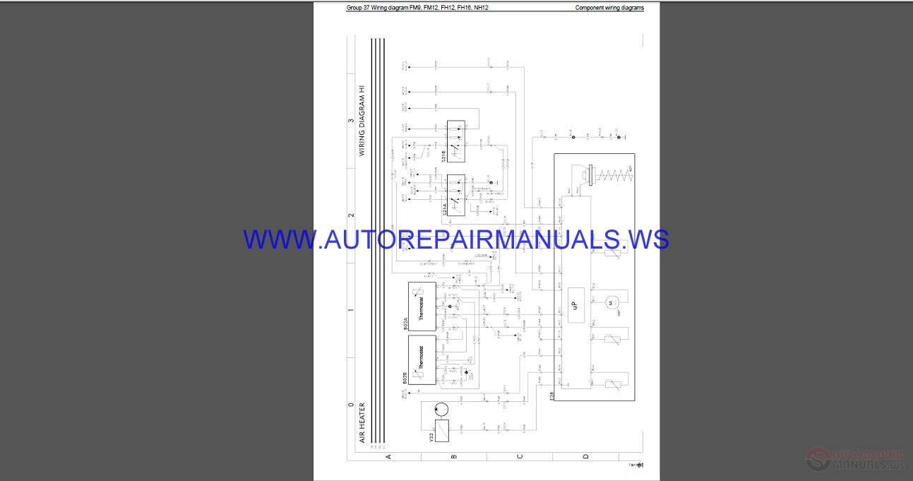 Volvo Trucks Wiring Diagram from img.autorepairmanuals.ws