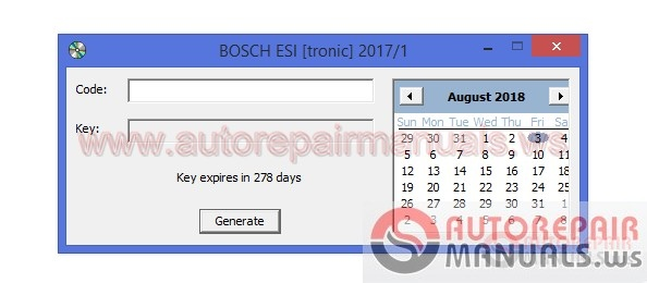 Bosch esi tronic download.