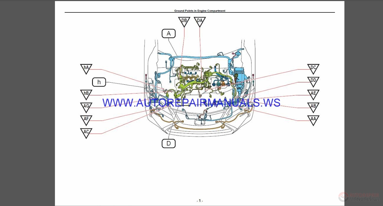 lexus rx450h wiring diagram lexus rx450h 2015-10-(2016) usa manual location | auto ... 1996 lexus es300 wiring diagram