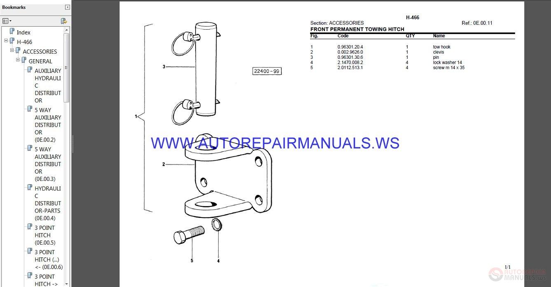20 slika Array - hurlimann h 466 parts manual auto repair manual forum  heavy rh autorepairmanuals ws