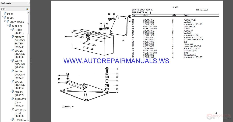 ... Array - hurlimann h 356 parts manual auto repair manual forum heavy rh  autorepairmanuals ws