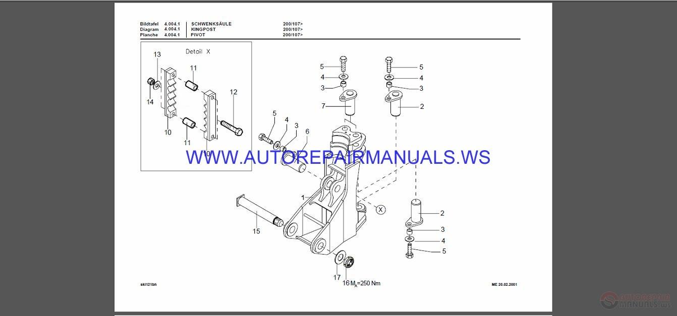 2012 terex pt30 parts manual